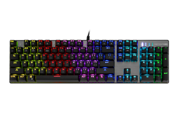 клавіатура MOTOSPEED CK104