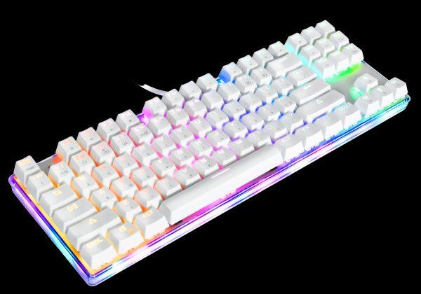 ігрова клавіатура MOTOSPEED K87S з різнокольоровою підсвіткою