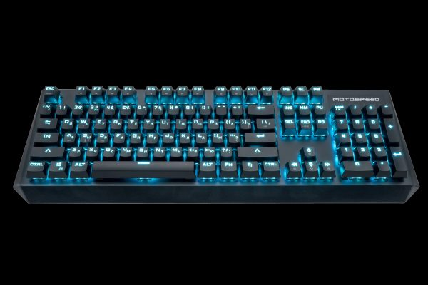 Клавіатура MOTOSPEED CK95 вигляд зверху