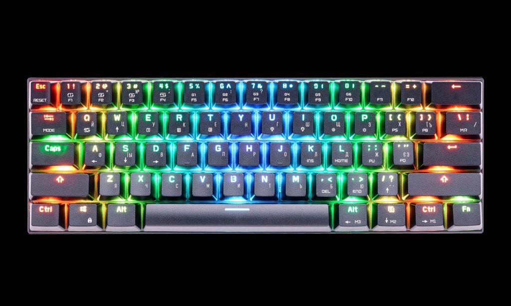 Клавіатура MOTOSPEED CK62