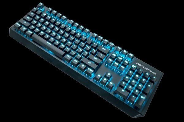 Клавіатура MOTOSPEED CK95 в три чверті
